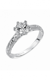 Artcarved GRETCHEN Engagement Ring 31-V431ERW-E product image