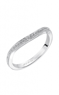 ArtCarved Vintage Wedding Band 31-V488W-L product image