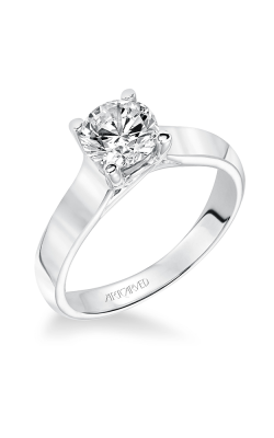 Artcarved CLAIRE Solitare Engagement Ring 31-V221ERW-E product image