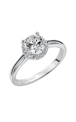Artcarved ALLISON Diamond Solitaire Engagement Ring 31-V325ERW-E product image