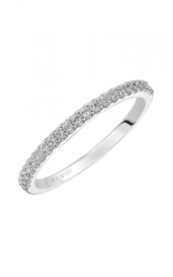 ArtCarved Contemporary Wedding band 31-V422W-L product image
