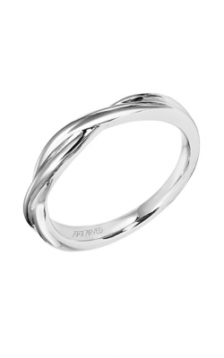 ArtCarved Contemporary Wedding Band 31-V153W-L product image