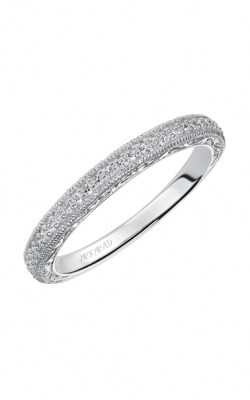 ArtCarved Vintage Wedding Band 31-V433W-L product image