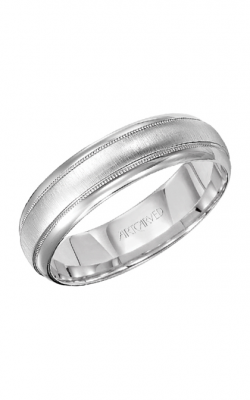 Artcarved ADDISON 6MM CF 14KT Wedding Ring 11-WV5014W-G