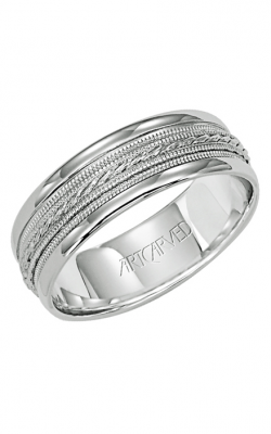 ArtCarved Wedding Band Contemporary 11-WV5031W-G product image