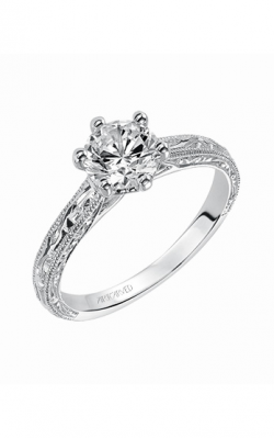 ArtCarved Vintage Engagement ring 31-V431ERW-E product image