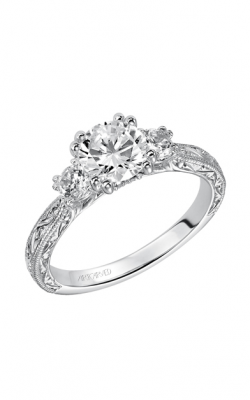 Artcarved ANABELLE Engagement Ring 31-V433ERW-E product image