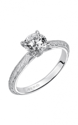 ArtCarved Vintage Engagement ring 31-V498ERW-E product image