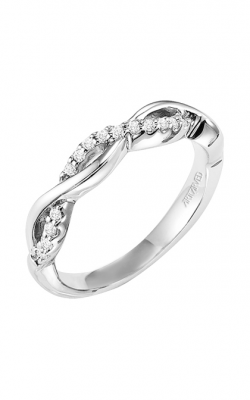 ArtCarved Contemporary Wedding band 31-V320W-L product image