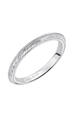 ArtCarved Wedding Band Vintage 31-V498W-L product image