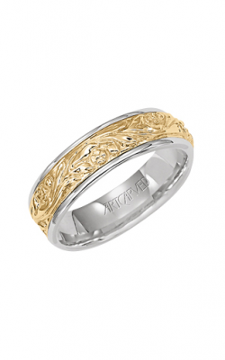 Artcarved SUCCESS 6MM 14KT WEDDING RING 11-WV4008-G
