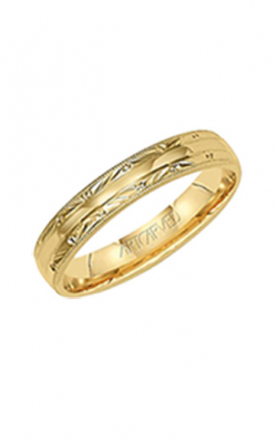 Artcarved ADAIR 4MM ENGRAVED WEDDING RING 11-WV4040-G product image