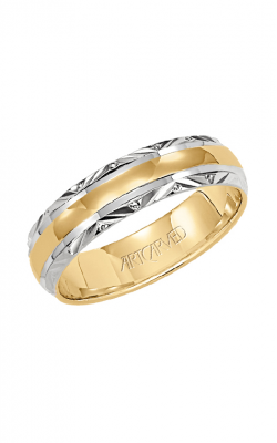 Artcarved SERENE 5.5MM ENGRAVED WED RING 11-WV5013-G