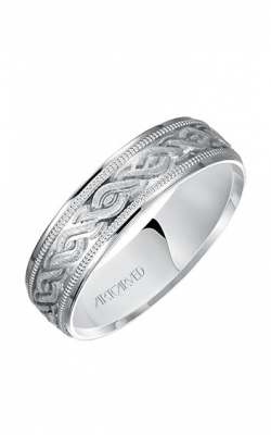 Artcarved GRANVILLE 6MM ENGRAVED WED BAND 11-WV7322W-G product image