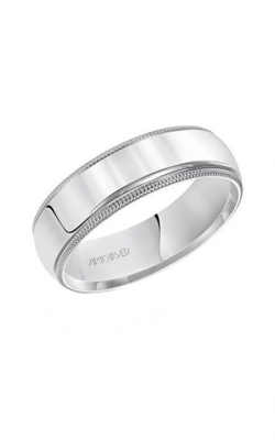 Artcarved 5.5M CF MILGRAIN WED RING 01-LMIR055-G product image