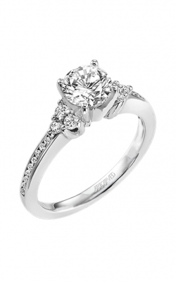 ArtCarved Classic Engagement ring 31-V216ERW-E product image