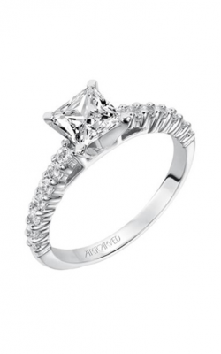 ArtCarved Classic Engagement ring 31-V239ECW-E product image