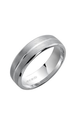 ArtCarved Contemporary Wedding Band 11-WV7255W6-G product image