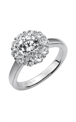 Artcarved KERRY Engagement Ring 31-V371ERW-E product image