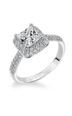 Artcarved BETSY Engagement Ring 31-V378ECW-E product image