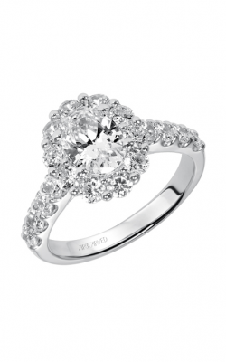 Artcarved WYNONA Engagement Ring White Gold 31-V332EVW-E product image