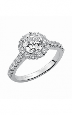 Artcarved YOLANDA Engagement Ring 31-V438ERW-E product image