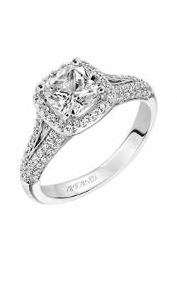 ArtCarved Classic Engagement ring 31-V327GUW-E product image
