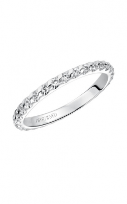 ArtCarved Contemporary Wedding band 33-V86C4W65-L product image