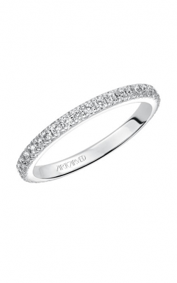 ArtCarved Contemporary Wedding band 33-V87C4W65-L product image