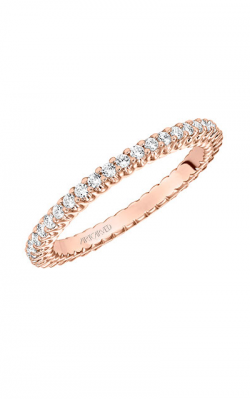Artcarved DIAMOND BAND PINK GOLD 33-V10C4R65-L product image
