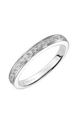 ArtCarved Classic Wedding band 31-V412W-L product image