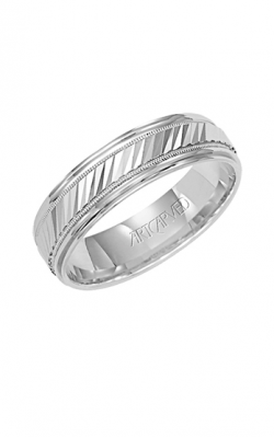 Artcarved MONTEREY 6MM 14KT WEDDING RING 11-WV5044W-G product image