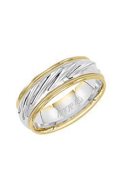 ArtCarved Vintage Wedding Band 11-WV5570-G product image