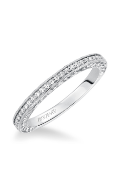 ArtCarved Vintage Wedding Band 31-V553W-L product image