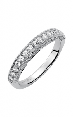ArtCarved Vintage Wedding Band 31-V369W-L product image
