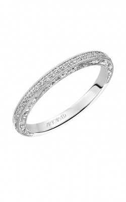 ArtCarved Vintage Wedding Band 31-V513W-L product image