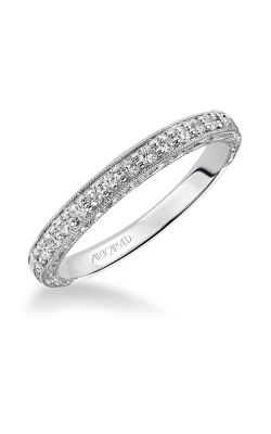 ArtCarved Vintage Wedding Band 31-V519W-L product image