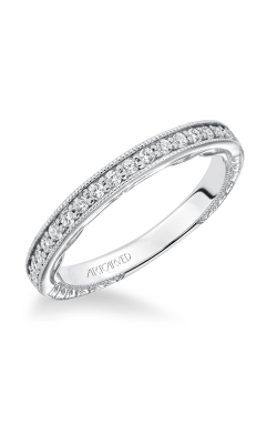 ArtCarved Vintage Wedding band 31-V621W-L product image