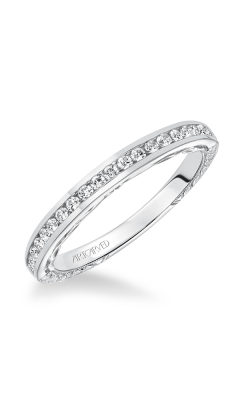 ArtCarved Vintage Wedding band 31-V622W-L product image