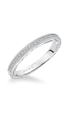 ArtCarved Vintage Wedding Band 31-V624W-L product image