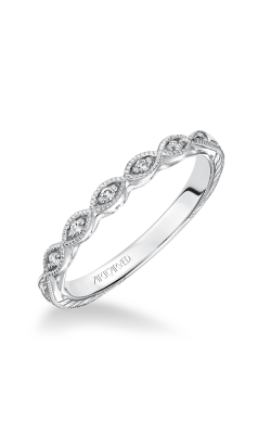 ArtCarved Vintage Wedding Band 31-V625W-L product image