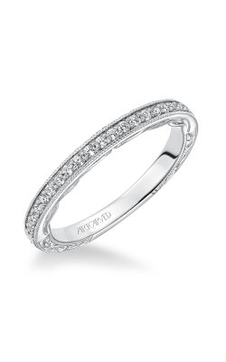 ArtCarved Vintage Wedding Band 31-V626W-L product image