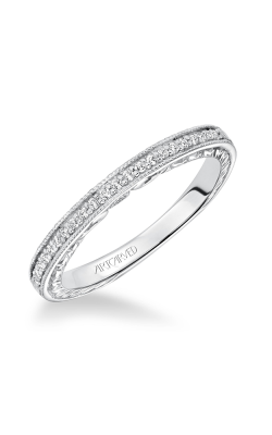 ArtCarved Vintage Wedding band 31-V627W-L product image