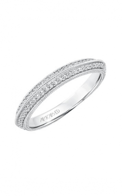 ArtCarved Vintage Wedding Band 31-V632W-L product image
