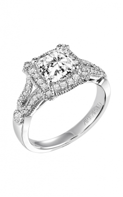 ArtCarved Engagement Ring Vintage 31-V354FUW-E product image