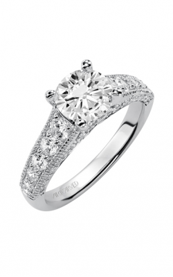 ArtCarved Engagement Ring Vintage 31-V369FRW-E product image