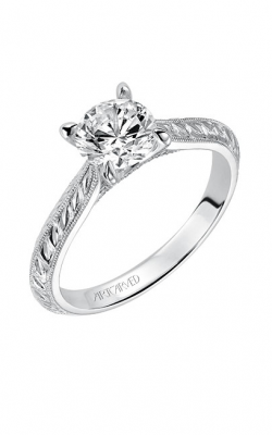 ArtCarved Vintage Engagement Ring 31-V517ERW-E product image
