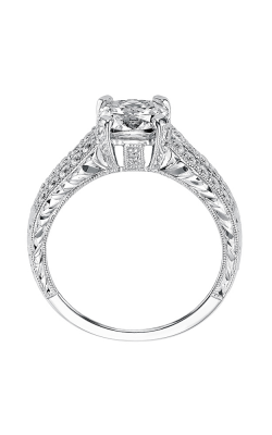 ArtCarved Engagement Ring Vintage 31-V519HUW-E product image