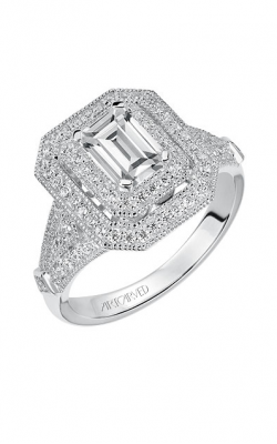 Artcarved SELMA Engagement Ring 31-V534EEW-E product image