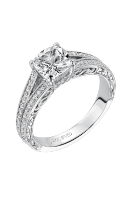 ArtCarved Vintage Engagement Ring 31-V556ERW-E product image